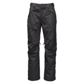 The North Face Freedom Short Mens Ski Pants, Asphalt Grey, medium