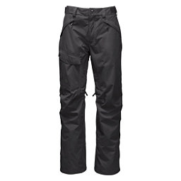 The North Face Freedom Short Mens Ski Pants, Asphalt Grey, 256