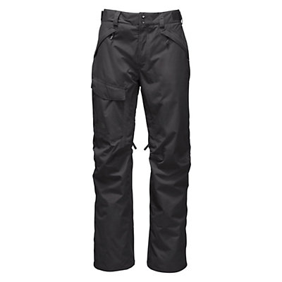 The North Face Freedom Short Mens Ski Pants, Asphalt Grey, viewer