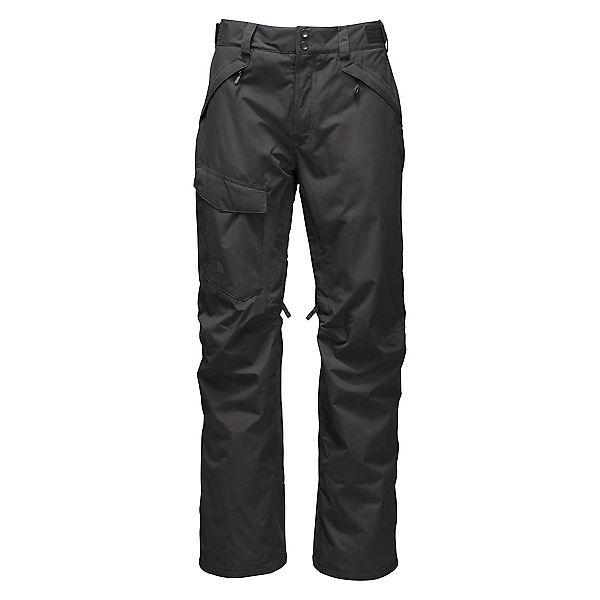 The North Face Freedom Short Mens Ski Pants (Previous Season), Asphalt Grey, 600