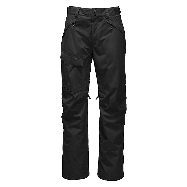 The North Face Freedom Long Mens Ski Pants, TNF Black, 600