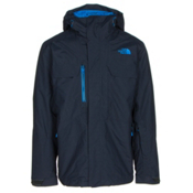 The North Face Hickory Pass Mens Insulated Ski Jacket, Urban Navy, medium