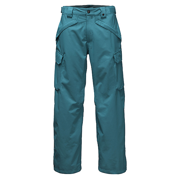 The North Face Slasher Cargo Mens Ski Pants, Prussian Blue, 600
