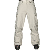 The North Face Slasher Cargo Mens Ski Pants, Dove Grey, medium