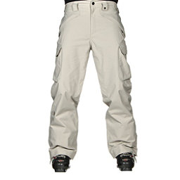 The North Face Slasher Cargo Mens Ski Pants, Dove Grey, 256