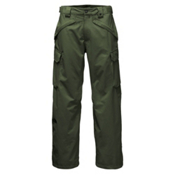 The North Face Slasher Cargo Mens Ski Pants, Rosin Green, medium