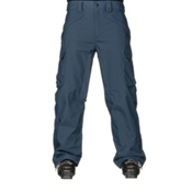 The North Face Slasher Cargo Mens Ski Pants, Shady Blue, medium