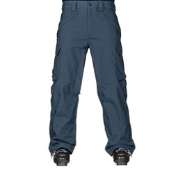The North Face Slasher Cargo Mens Ski Pants, Shady Blue, 256