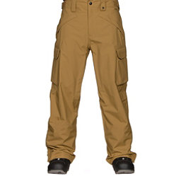 The North Face Slasher Cargo Mens Ski Pants, Bronze Mist, 256