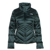 The North Face Aconcagua Womens Jacket, Darkest Spruce, medium