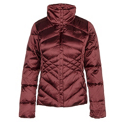 The North Face Aconcagua Womens Jacket, Sequoia Red, medium