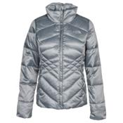 The North Face Aconcagua Womens Jacket, Mid Grey, medium