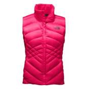 The North Face Aconcagua Womens Vest, Cerise Pink, medium