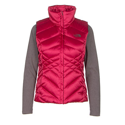 The North Face Aconcagua Womens Vest, Cerise Pink, viewer