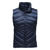 The North Face Aconcagua Womens Vest, Cosmic Blue, medium