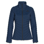The North Face Stretch ThermoBall Womens Jacket, Cosmic Blue, medium