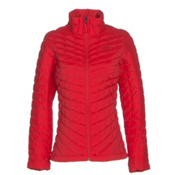 The North Face Stretch ThermoBall Womens Jacket, High Risk Red, medium
