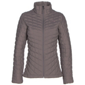 The North Face Stretch ThermoBall Womens Jacket, Rabbit Grey, medium