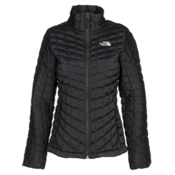 The North Face Stretch ThermoBall Womens Jacket, TNF Black, medium