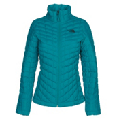 The North Face Stretch ThermoBall Womens Jacket, Harbor Blue, medium