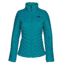 The North Face Stretch ThermoBall Womens Jacket, Harbor Blue, 256