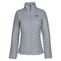 The North Face Stretch ThermoBall Womens Jacket, Mid Grey, 256
