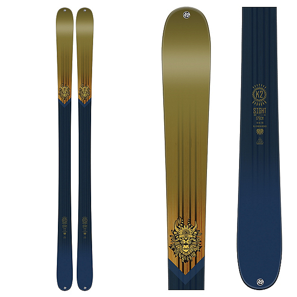 K2 Sight Skis 2017, , 600