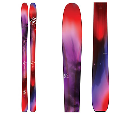 K2 AlLuvit 88 Womens Skis 2017, , viewer