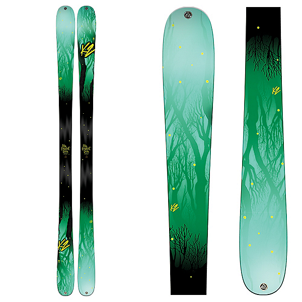 K2 Missconduct Womens Skis 2017, , 600