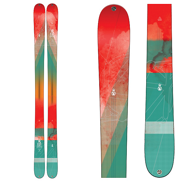 K2 Empress Womens Skis 2017, , 600