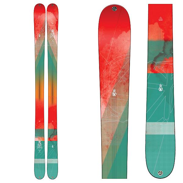 K2 Empress Womens Skis, , 600