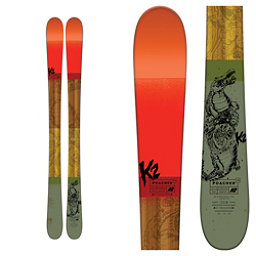 K2 Poacher Jr. Kids Skis 2017, , 256