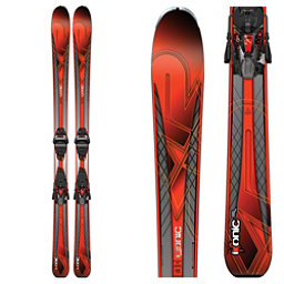 K2 iKonic 85Ti Skis with Marker MXC 12TCX Bindings 2017, , 256