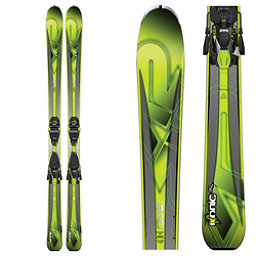 K2 iKonic 80Ti Skis with Marker MXC 12TCX Bindings 2017, , 256