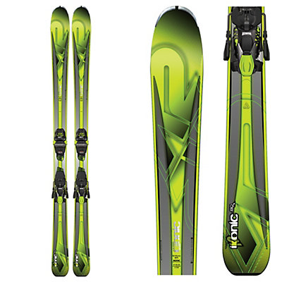 K2 iKonic 80Ti Skis with Marker MXC 12TCX Bindings 2017, , viewer