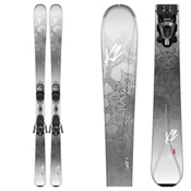 K2 LuvIt 76 Womens Skis with Marker ERP 10 Bindings 2017, , medium