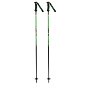 K2 Power 7 Ski Poles 2017, Green, medium