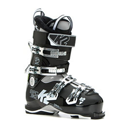 K2 B.F.C. 90 Ski Boots 2018, Black, 256