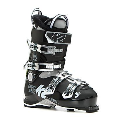 K2 B.F.C. 90 Ski Boots 2017, Black, viewer