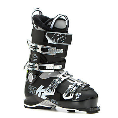 K2 B.F.C. 90 Ski Boots 2017, Black, viewer