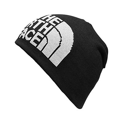 The North Face Highline Beanie, TNF Black-High Rise Grey, viewer