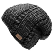 The North Face Womens Chunky Knit Beanie, TNF Black, medium