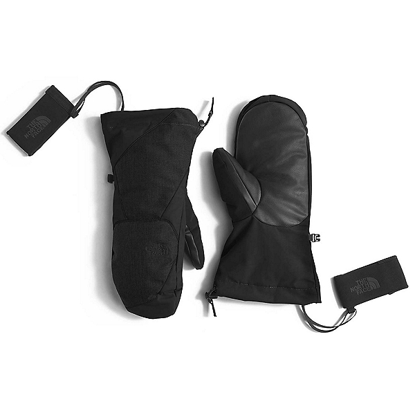 The North Face Kootenai Mitt, TNF Black, 600