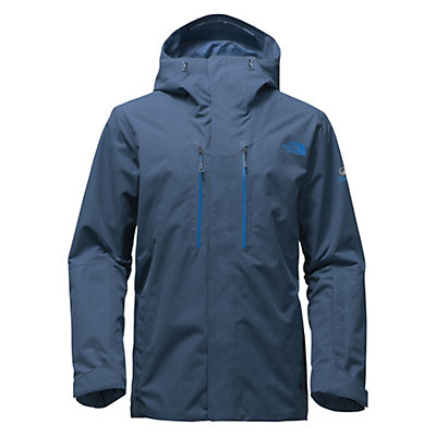 The North Face NFZ Mens Shell Ski Jacket, Shady Blue, viewer