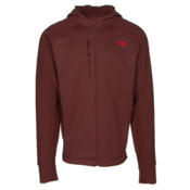 The North Face Foundation Jacket Mens Hoodie, Hot Chocolate Brown, medium