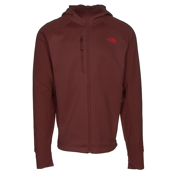 The North Face Foundation Jacket Mens Hoodie (Previous Season), Hot Chocolate Brown, 600