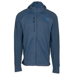 The North Face Foundation Jacket Mens Hoodie, Shady Blue, 256