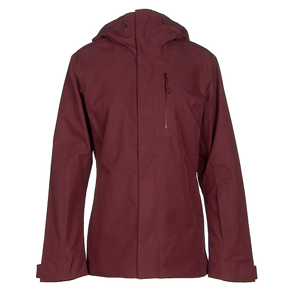 The North Face NFZ Womens Insulated Ski Jacket (Previous Season), Deep Garnet Red, 600