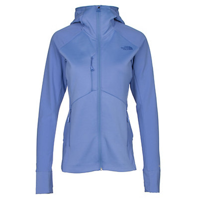 The North Face Foundation Jacket Womens Mid Layer, Stellar Blue, viewer