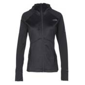 The North Face Foundation Jacket Womens Mid Layer, TNF Black, medium